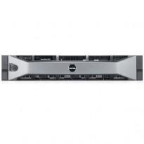 Dell PowerEdge R520 E5-2450 Rack(2U) / 1x8C 2.1GHz(20Mb) / 2x8GbR2D(LV) / P710p / RAID / 1 / 0 / 5 / 10 / 6 / 60 / noHDD(8)LFF / noDVD / iDRAC7 Ent / 2xGE / 2xRPS750W / Sliding Rails / 3YBWNBD / Need riser for 2nd CPU