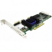 Adaptec ASR-6805E (PCI-E v2 x4 LP) SGL SAS 6G RAID 01101E 8port(int2*SFF8087) 128Mb onboard Каб.отдельно