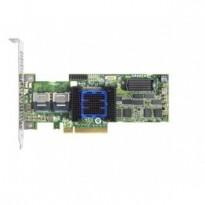 Adaptec ASR-6805T (PCI-E v2 x8 LP) SGL SAS 6G RAID 011056508port(int2*SFF8087) 512MbTopConnectors Каб.отдельно
