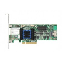 Adaptec ASR-6405 (PCI-E v2 x8 LP) KIT SAS 6G RAID 01105650 4port(intSFF8087) 512Mb onboard Каб.(1шт10432)