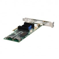 Adaptec ASR-6805 (PCI-E v2 x8 LP) KIT SAS 6G RAID 011056508port(int2*SFF8087) 512Mb onboard Каб.(2шт10432)