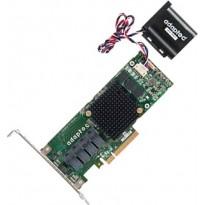 Adaptec AFM-700 Kit Резервная память для ASR-7xxx - серии. Суперконденсатор + 2Gb flash memory