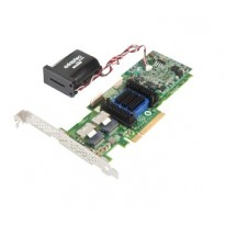 Adaptec ASR-6805TQ (PCI-E v2 x8 LP) SGL SAS 6GRAID...8port(int2*SFF8087)512MbmaxCacheTopConnAFM в компл Каб.отдельно
