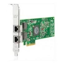HP NC382T PCI Express 2-Port Multifunction Gigabit Server Adapter (incl. low-profile bracket)
