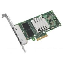 Intel Ethernet Quad Port Server Adapter I340-T4 for IBM System x (x3100 M4 / x3200 M3 / x3250 M3 M4 / x3400 M3 / x3500 M3 / x3550 M3 / x3620 M3 / x3630 M3 / x3650 M3 / x3690 X5 / x3755 M3 / x3850_3950 X5)