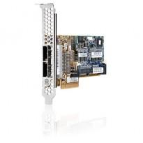 HP SAS Controller Smart Array P420 / 2GB FBWC / 6Gb / 2-port Int(SFF8087) / PCI-E 3.0 / LP FF incl. f / s brckts
