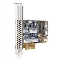 HP SAS Controller Smart Array P421 / 1GB FBWC / 6Gb / 2-port Ext(SFF8088)x8wide / PCI-E 3.0 / LP FF incl. f / s brckts