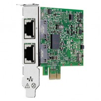 HP Ethernet Adapter 332T Broadcom 2x1Gb PCIe(2.0) for DL165 / 580 / 980G7   Gen8-servers